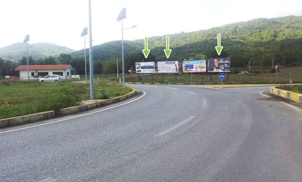 Pubblicità - Alvignano - 6x3 - cartelloni - tabelloni - Poster - Piedimonte Matese -