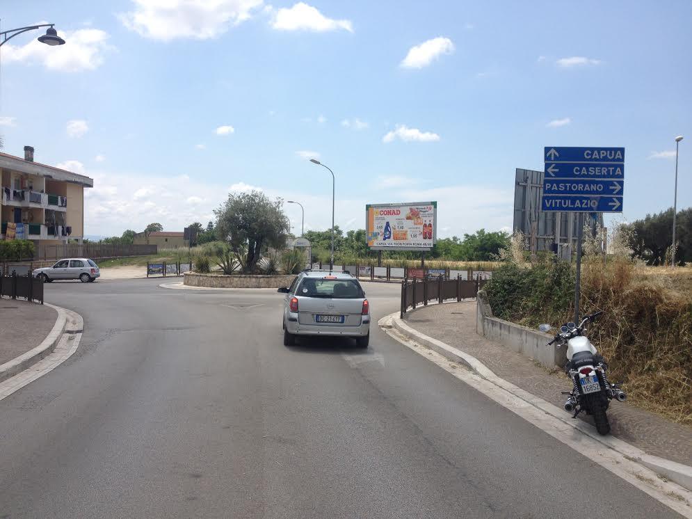 Affissioni 6x3 Bellona - pubblicità - cartelloni - tabelloni